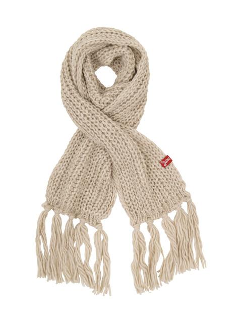 Elkline Schalplatte - Foulard Femme - beige